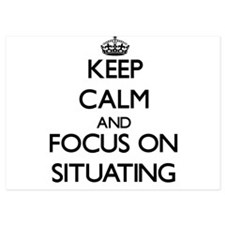 Keep Calm and focus on Situating Invitations