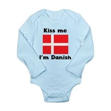 Kiss Me Im Danish Body Suit
