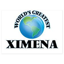 World's Greatest Ximena Invitations