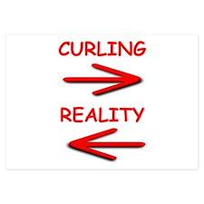curling Invitations