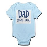 Dad since 1998 Infant Bodysuit