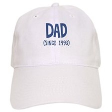 Dad since 1993 Baseball Cap