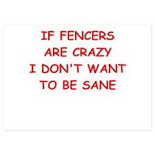 fencer Invitations