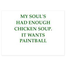 paintball Invitations