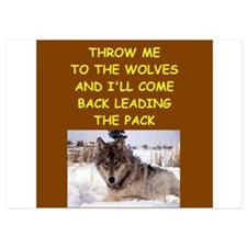 WOLF Invitations