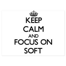 Keep Calm and focus on Soft Invitations