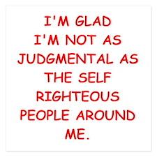 self righteous Invitations