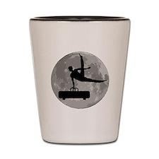 Pommel Horse Moon Shot Glass