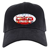 London Bus Baseball Cap