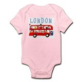 London Bus Onesie
