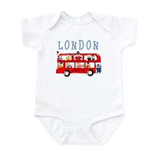 London Bus Onesie