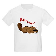 Beaver Kids T-Shirt