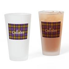 Tartan - Culloden dist. Drinking Glass