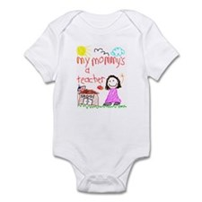 Teacher Mommy! Infant Bodysuit