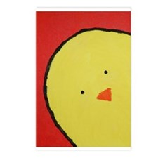 Karl the Canary Postcards (Package of 8)