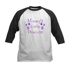 Mommy's little princess purpl Tee