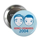 Kerry Edwards Button (100 pack)