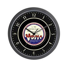"""V Disc"" Benny Goodman 78 Label Wall Clock"