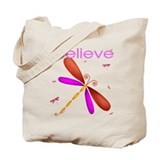 Beautiful dragonflies Tote Bag