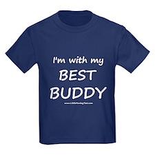 Best Buddy Kids Dark T-Shirt