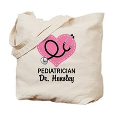 Pediatrician gift personalized Tote Bag