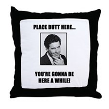 Tom Antion Throw Pillow