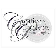 Creative Concepts Photography logo Invitations