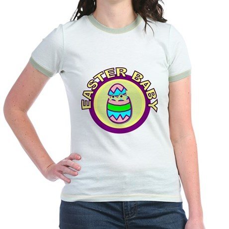 Easter Baby Jr. Ringer T-Shirt