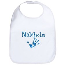 Personalized Baby Name Bib