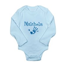 Personalized Baby Name Body Suit