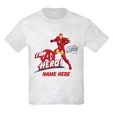 Avengers Assembled Iron Man Per T-Shirt