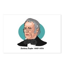 Zachary Taylor - Postcards (Package of 8)