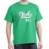 No.1 Dad T-Shirt