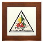 2nd Regiment Legion Framed Tile