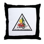 2nd Regiment Legion Throw Pillow