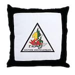 2nd Regiment Legion Throw Pillow