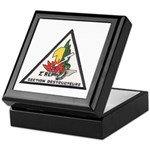 2nd Regiment Legion Keepsake Box