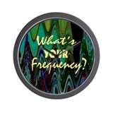 What's YOUR Frequency? Wall Clock