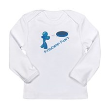 Frisbee Fan Long Sleeve T-Shirt