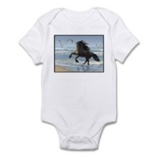 Friesian - Splash Dance Infant Bodysuit