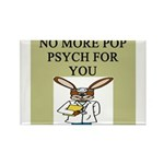 pop psych Rectangle Magnet (10 pack)