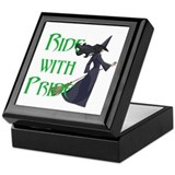Ride with Pride Keepsake Box