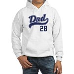 Dad To Be Hooded Sweatshirt