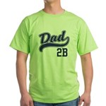 Dad To Be Green T-Shirt
