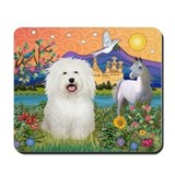 Bolgonese/Fantasy Land Mousepad