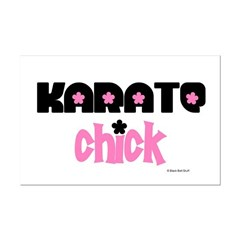 Karate Chick (Cotton Candy) Posters