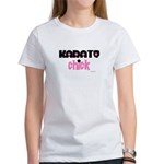 Karate Chick (Cotton Candy) Women's T-Shirt