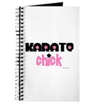 Karate Chick (Cotton Candy) Journal