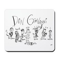 Don Giovanni: The Mousepad
