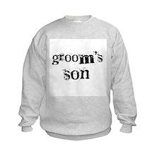 Groom's Son Sweatshirt